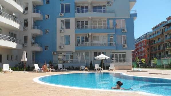 2х к апартамент в аренду на море в Солнечном Береге Болгария