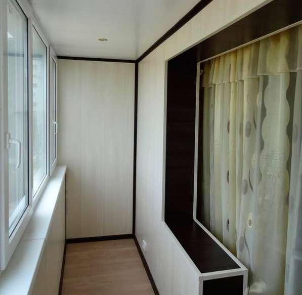Ремонт квартир, домов, балконов и лоджий