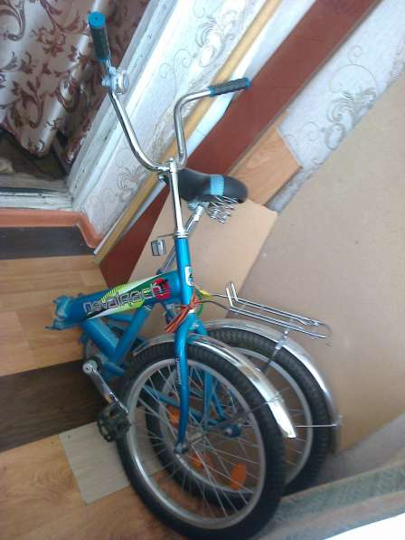 Велосипед складной в Туле фото 3
