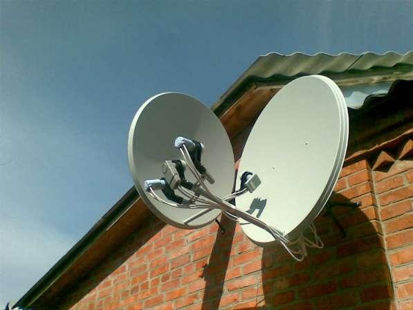 Спутниковое телевидение без абонентской платы и другие виды