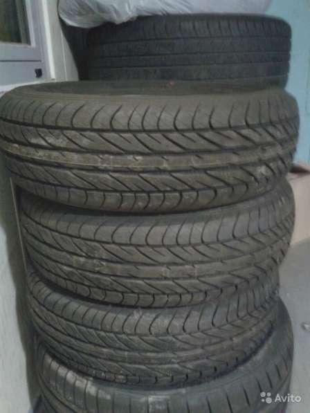 Новые Dunlop 205 65 R15 SP Sport LM704 94V