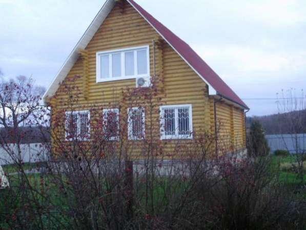 Продается дом в дер. Волосково (Юрловский с/о),Можайский район, 130 км от МКАД по Минскому шоссе.
