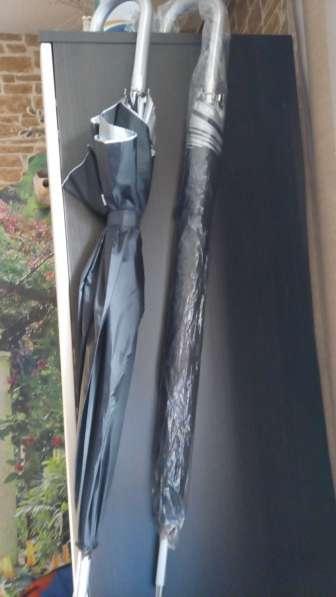 П/автоматические новые в упаковке зонты