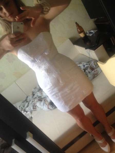 Продам свадебное коктельное платье