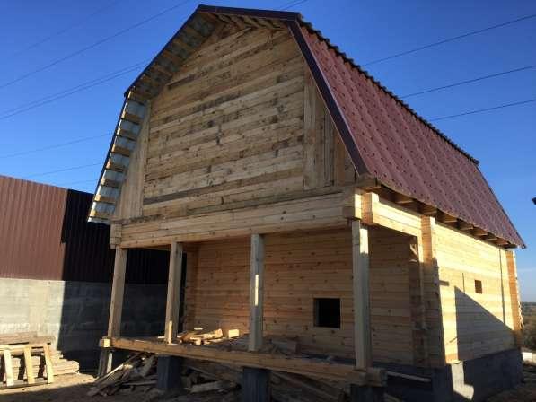Дома, Бани из соснового бруса 150x150 под ключ в Краснодаре фото 8