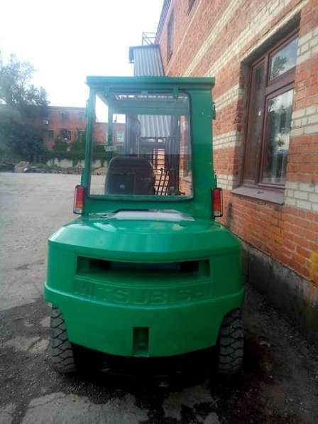 Обмен вилочного погрузчика на эвакуатор г/п 5 тонн в Краснодаре фото 4
