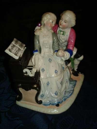 Старин.чернильница-помадница 19 век