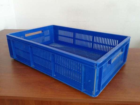 Ящик пластиковый овощной № 140,под суточного птенца
