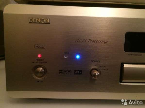 Denon dvd 5000 в Санкт-Петербурге фото 3