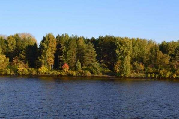 Участок на Клязьминском вдхр.