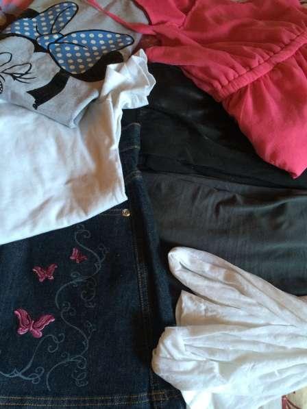 Пакет детской одежды 146/152
