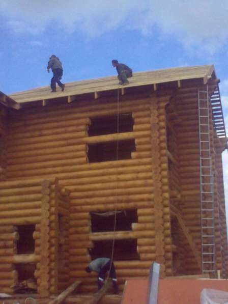 Бригада плотников в Новосибирске фото 14