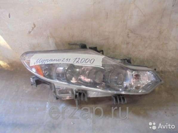 Фара правая на Nissan Murano Z51