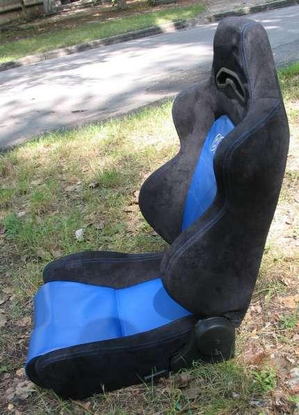 Спортивные сидения ASP