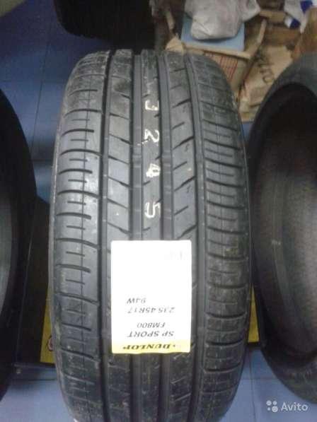 Новые Dunlop 225 65 R17 SP Sport FM800 102V