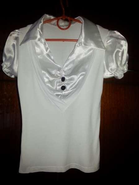 Блузки для девочки 10-12 лет
