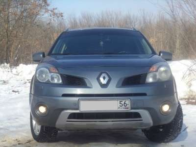 подержанный автомобиль Renault Koleos