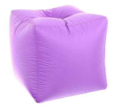 Куб 793312 пуфик фиолетовый