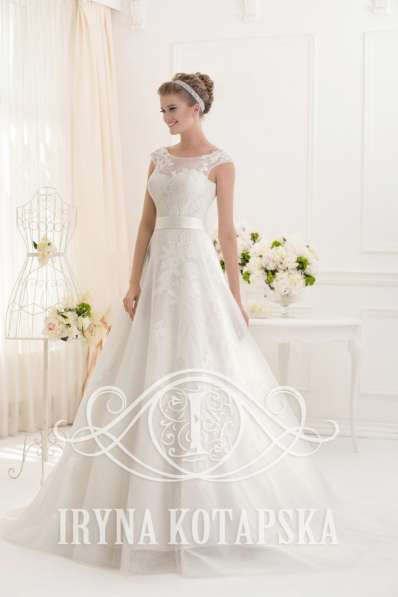 Свадебное платье Ирины Котапской. Коллекция Enigma