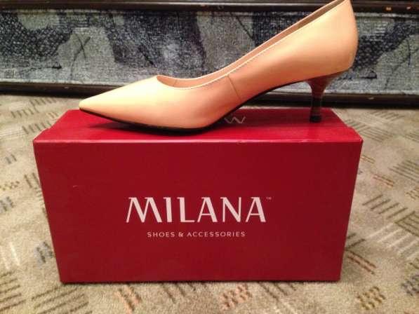 Продам женские туфли-лодочки