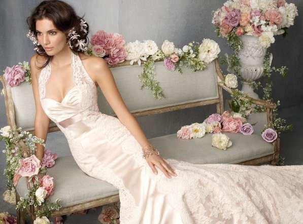 Свадебное платье-русалка Джулия