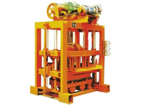 Кирпичный завод QTJ4-40II