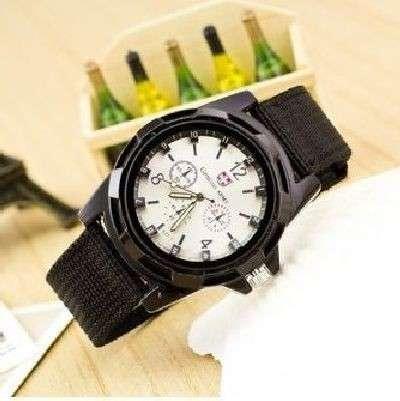 Наручные армейские часы Gemius Army, циферблат белый