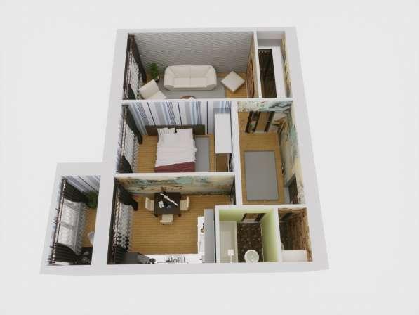 Дизайн- проект в обмен на вашу услугу/товар в Москве фото 18