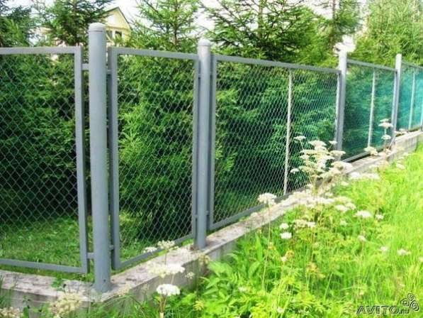 Ворота и калитки Ворота и калитки