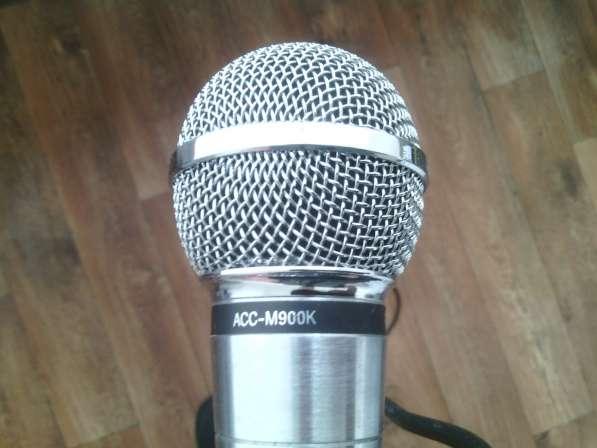 Микрофон вокальный LG ACC-M900K в Тольятти