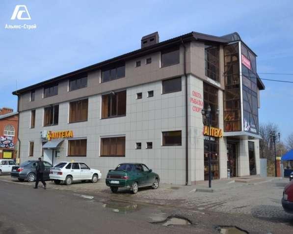 Строительство торговых павильонов в Краснодаре