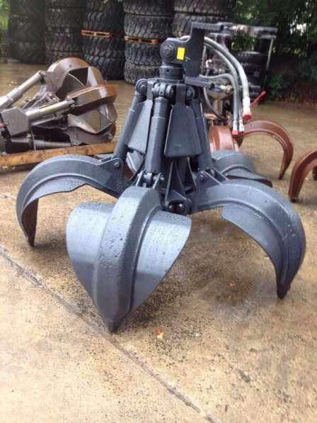 Грейфер HGT MT3.6-600-5 для металлолома 0,6 куба
