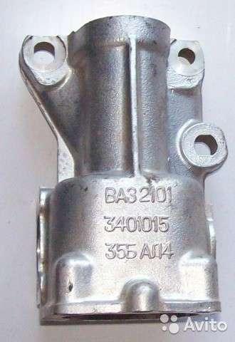 Картер рулевого ВАЗ 2101 - 2107 (СССР)
