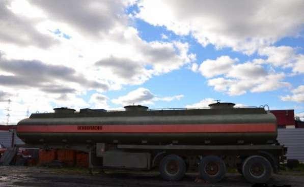 Полуприцеп-цистерна (бензовоз, бочка), 28000 куб