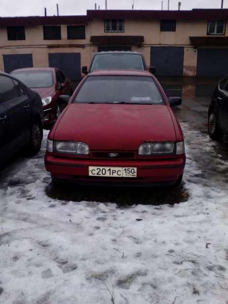 Авт. форд скорпио 1992г запчасти или металлом