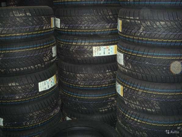 Новые липучки Dunlop 235 45 R17 Winter Sport 4D