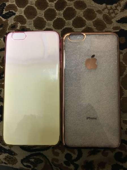 Чехлы на iPhone 6s-6s+