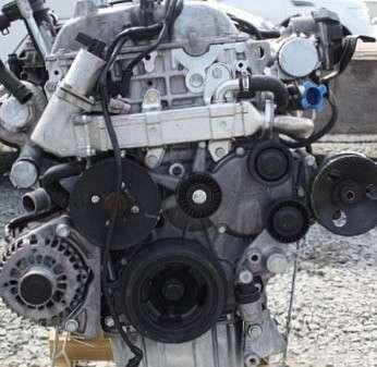 Двигатель D20DTF SsangYong Actyon New 2.0 175 л. с