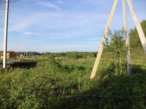 Продается земельный участок 16 соток в д. Тропарево (под ЛПХ), Можайский р-он,110 км от МКАД по Минскому шоссе.
