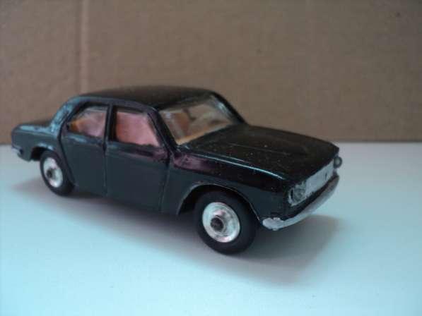 Масштабная модель автомобиля ГАЗ