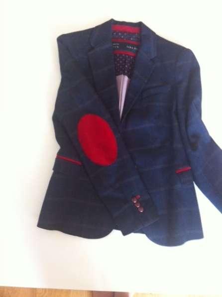 Пиджак в английском стиле, Zara