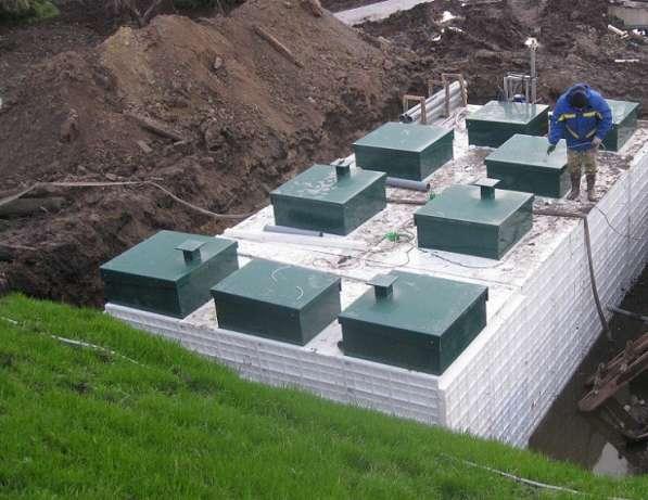 Септики от производителя. Автономная канализация Евробион в Сургуте фото 9