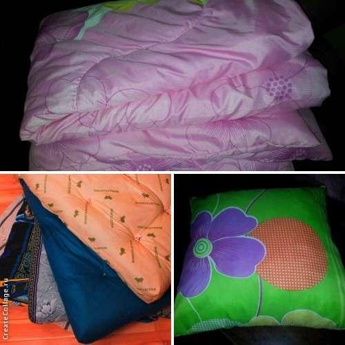 Матрац Подушка Одеяло для армейских кроватей