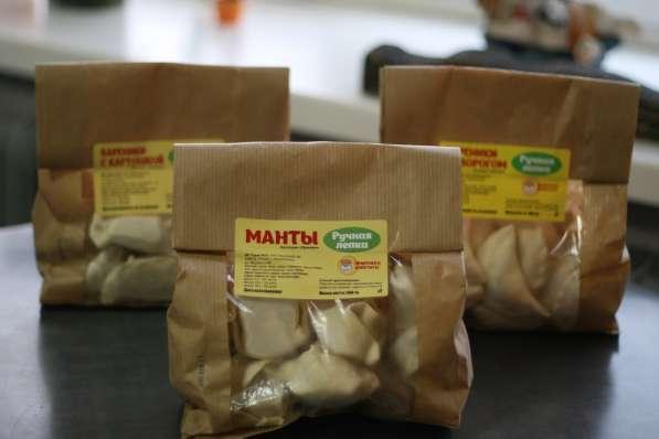 Манты, пельмени и вареники ручной лепки – оптом и в розницу в Калининграде фото 4