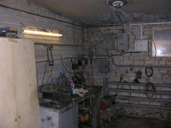 отапливаемый гараж на Моршанском шоссе