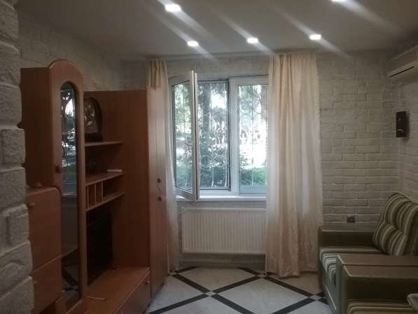 Сдается 1 ком. квартира в Партените на Солнечной 8