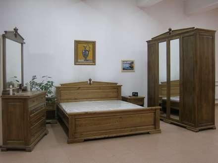 Спальня дубовая