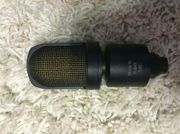 Конденсаторный микрофон Октава МК-105
