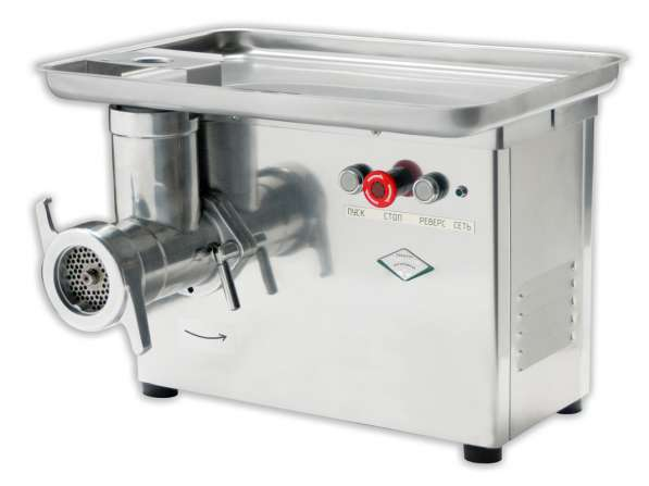 Мясорубка МИМ-300М. Мясорубка для столовой, кафе, ресторана
