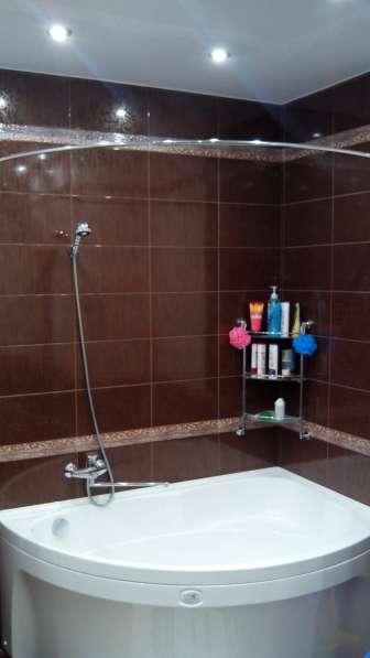 Карнизы, штанги, перекладины для шторки в ванную в Краснодаре фото 14
